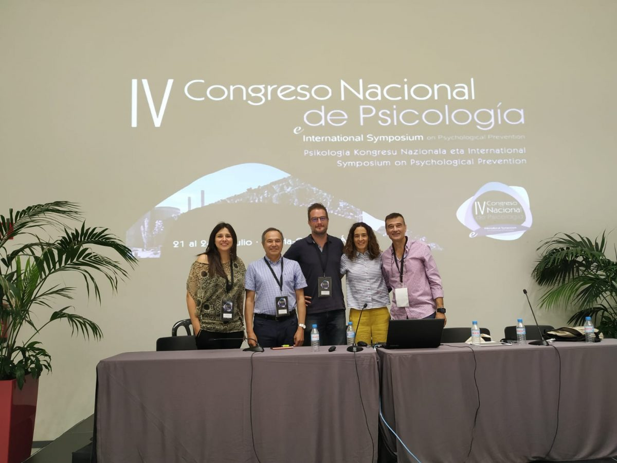 La Dra. Carolina Sitges, participó en el Simposio «Neuropsicología del dolor crónico» realizado en el marco del IV Congreso Nacional de Psicología y el International Symposium on Psychological Prevention