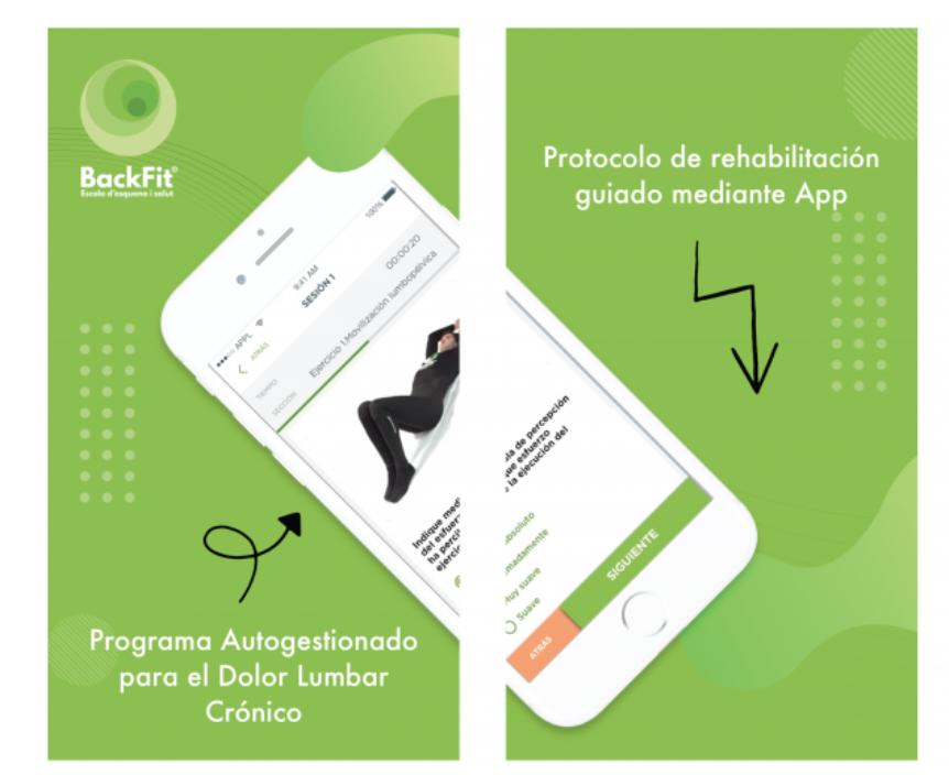 The Conversation publica un artículo sobre la APP Backfit para smartphones